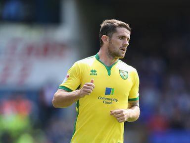 Robbie Brady scored from the spot for Norwich