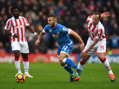 Jack Wilshere can shine on Sunday for Bournemouth
