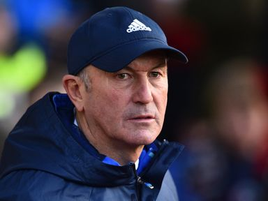 Tony Pulis: Voicemail claim from Mark Hughes
