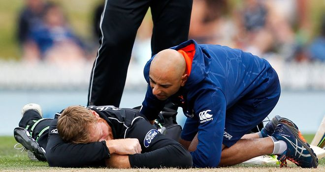 Match Reports, 1 hour ago Ferguson, Williamson star for New Zealand