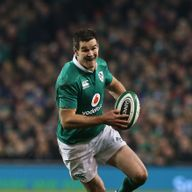 Johnny Sexton has misses Ireland's first two Six Nations matches