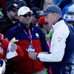 Jim Furyk refuses to rule out Ryder Cup player-captain role in 2018