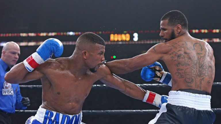 Badou Jack defeated Anthony Dirrell on points in April 2015