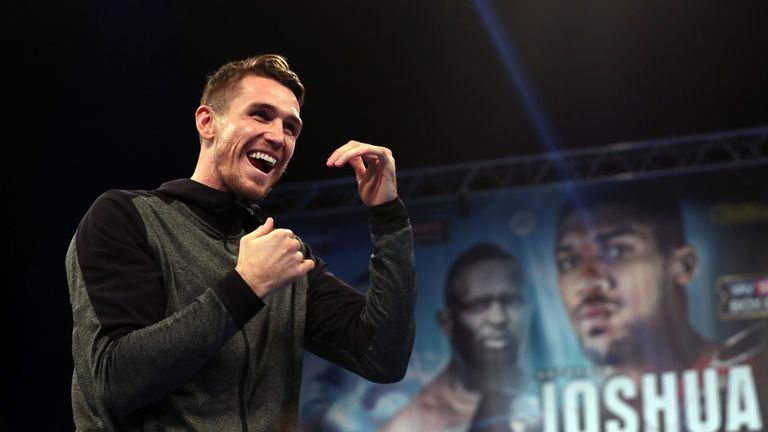 Callum Smith has entered the super-middleweight tournament in the World Boxing Super Series