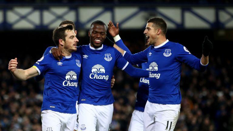 Everton 3 Southampton 0