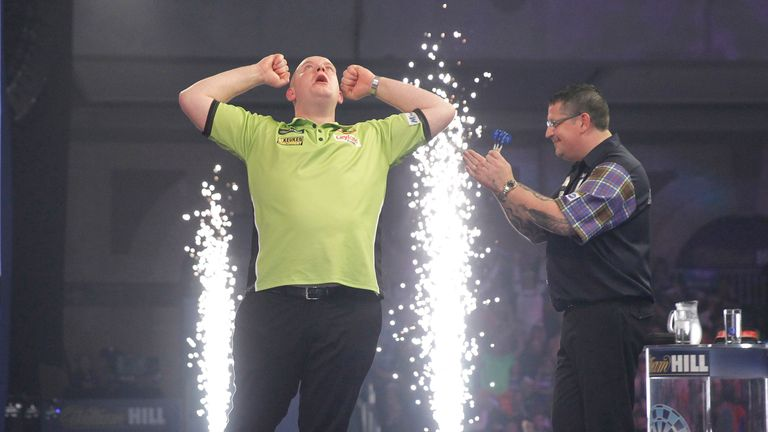 Michael van Gerwen and Gary Anderson played out a memorable final in January, what's in store on New Year's Day this year