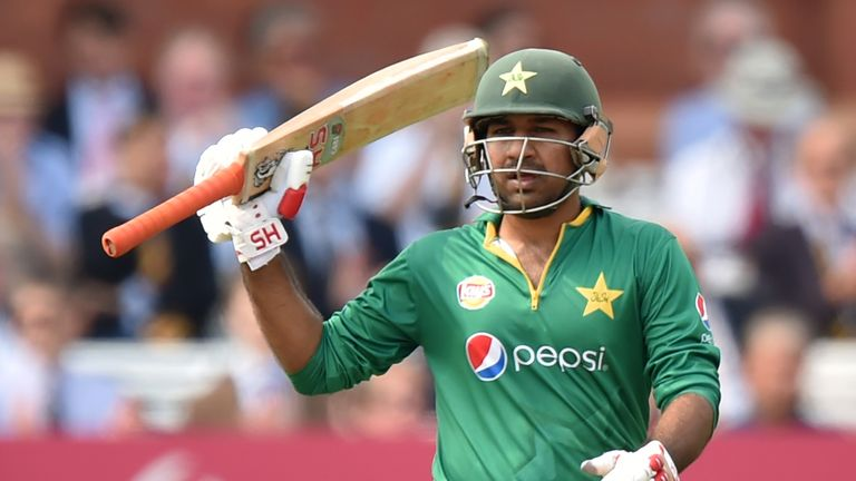 Sarfraz Ahmed will miss the opening ODI in Brisbane in order to visit his mother in hospital