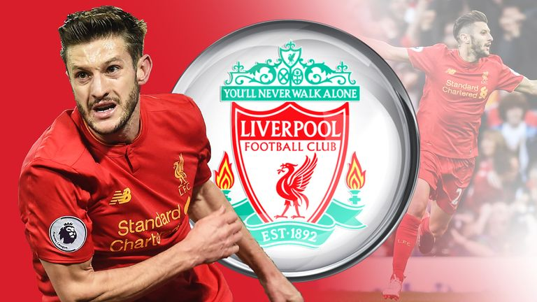 Adam Lallana has transformed under Jurgen Klopp at Liverpool this season