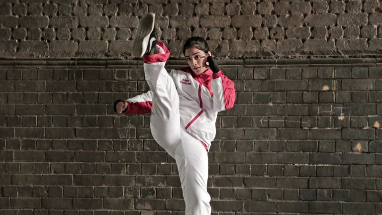 Kaur will make international taekwondo debut at -57kg in Germany next week
