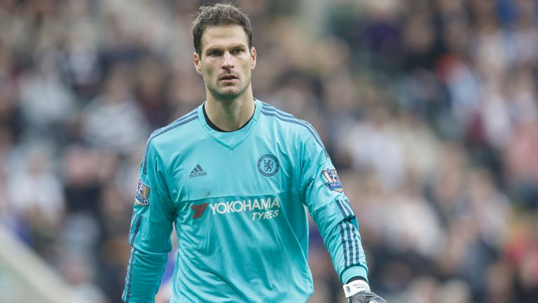 Chelsea will only sell Bournemouth target Asmir Begovic if they can find a replacement