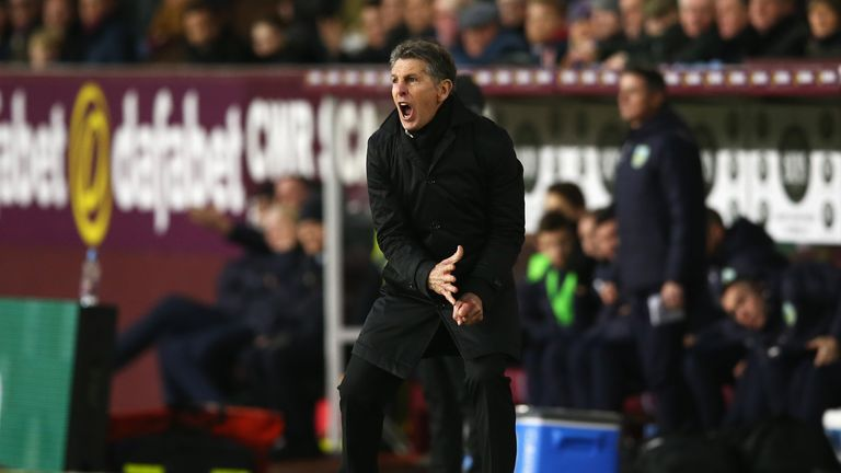 Puel insists he will keep conversations with his players 'private'