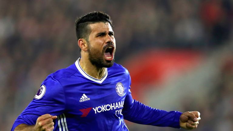 Diego Costa still has two full seasons to run on his Chelsea deal