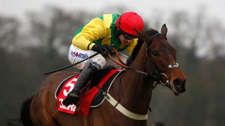 Finian's Oscar was forced to miss Cheltenham