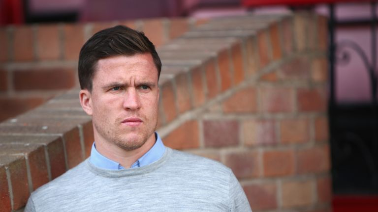 Gary Caldwell has been sacked by Chesterfield