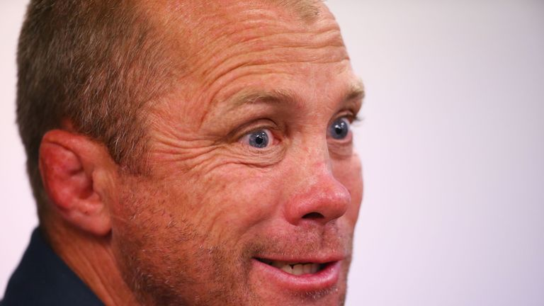 Geoff Toovey has been linked with the vacant coaching position at Wests Tigers