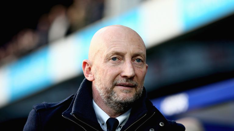 Ian Holloway added Sean Goss from Manchester United on Saturday