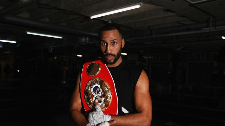 James DeGale defends his IBF title against Caleb Truax on December 9