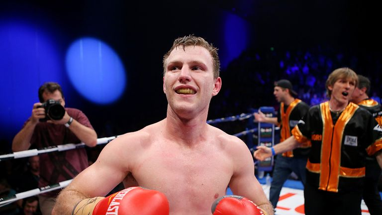 Australian Jeff Horn is a possible next opponent for 'Pac Man'