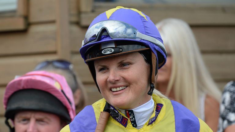 Former jockey Kelleway wants more victims to speak out about their experiences