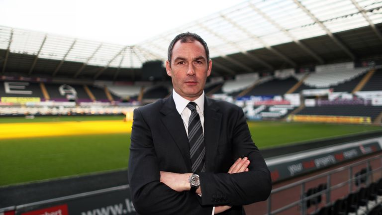 Paul Clement will attempt to keep Swansea in the Premier League