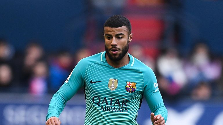 Rafinha could be used as a makeweight in Barcelona's pursuit of Hector Bellerin
