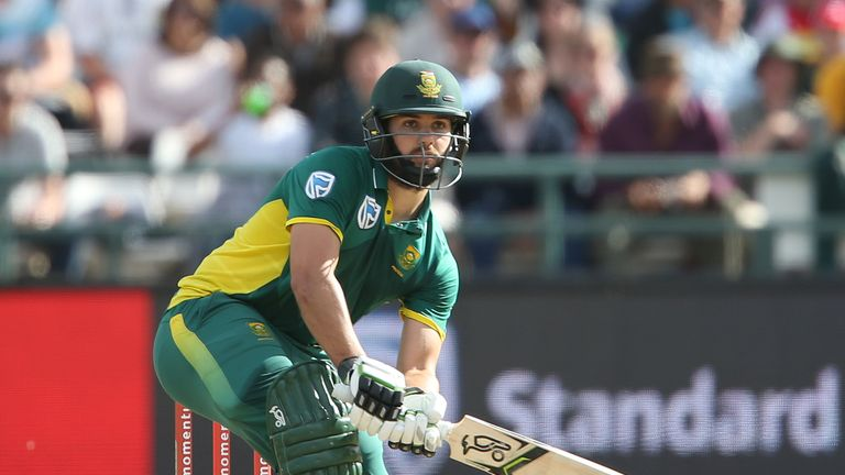 Rilee Rossouw has also chosen to join Hampshire despite having established himself in the Proteas ODI side