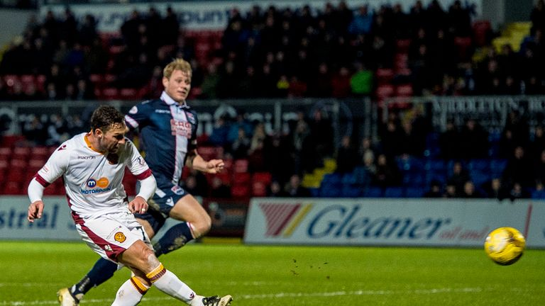 Scott McDonald will need to keep scoring goals if Motherwell are to avoid relegation