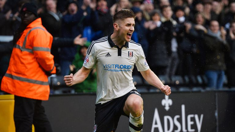 Cairney has been in fine form for Fulham this season