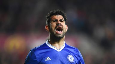 The owner of Tianjin Quanjian says his club were keen to sign Chelsea's Diego Costa