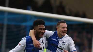 Billy Bodin netted an equaliser for Bristol Rovers