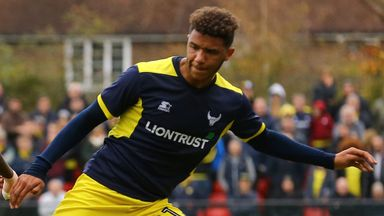 Tyler Roberts: Hamstring problem will be assessed