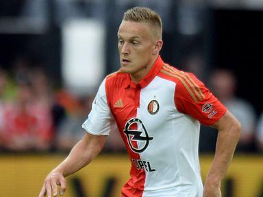 Jens Toornstra: Scored for Feyenoord