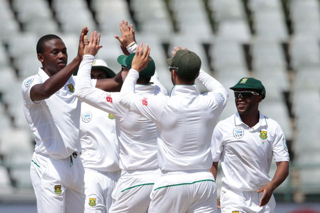 SL in SA: Proteas win second Test and claim Series win