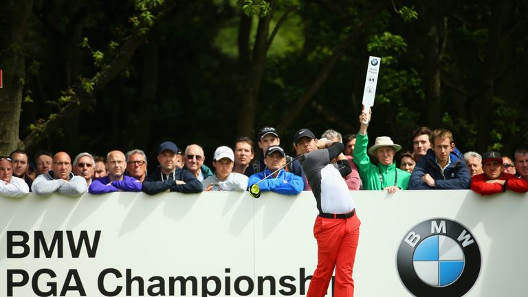 Bmw Pga Championship Rory Mcilroy S Up And Down Record At Wentworth