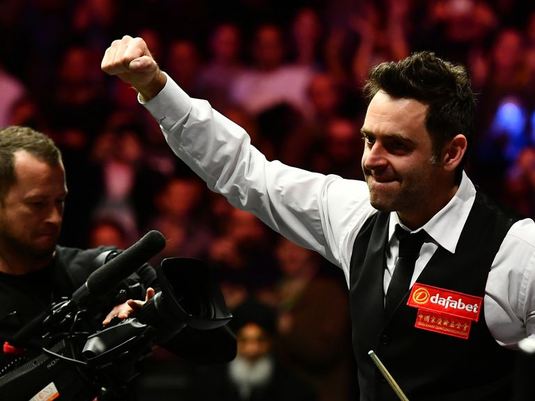 When does the World Snooker Championship start?