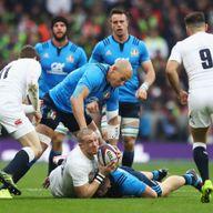 England needed a second-half improvement to beat Italy at Twickenham