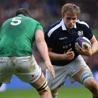 Jonny Gray is a contender to replace Greig Laidlaw as Scotland captain