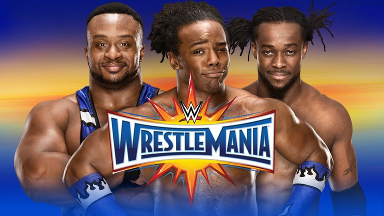 The New Day serán los anfitriones de WrestleMania 33 20170218_WM33_NewDay_nosponsor-d31e3e33f83f057ec5663e5e604affe5_3894588