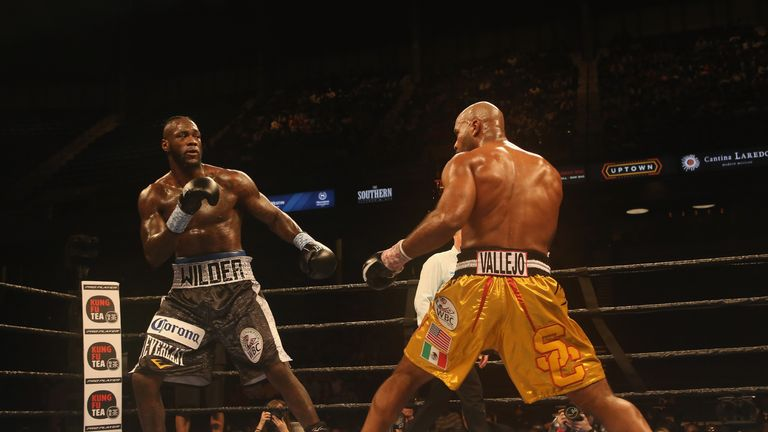 Deontay Wilder retained his title by defeating Gerald Washington