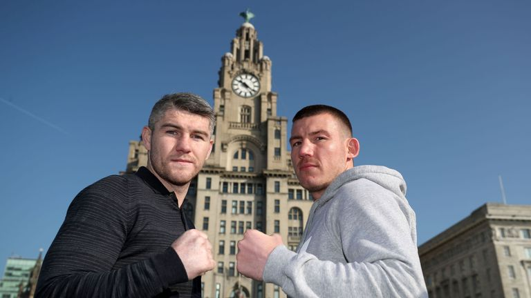 Liam Smith will fight Liam Williams for the WBO 'interim' title