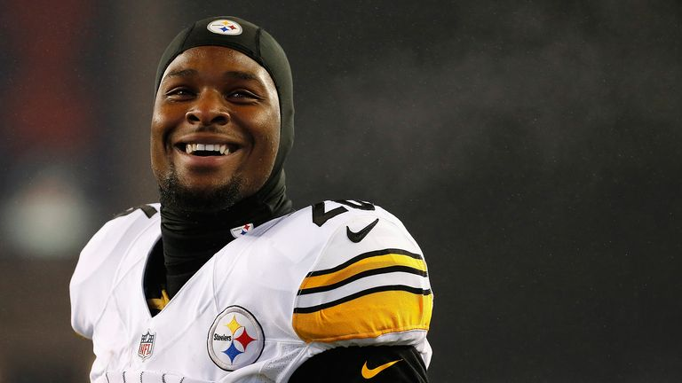 Le'Veon Bell Encouraged By Contract Talks With Steelers