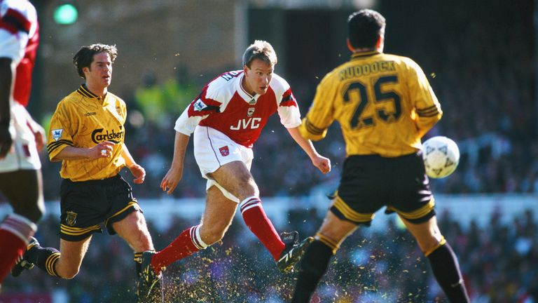 Former Arsenal midfielder Paul Merson thinks many of Arsene Wenger's signings have let him down