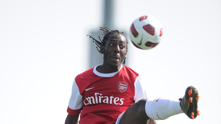 Ex-Gunner Roarie Deacon has 'point to prove' against Arsenal