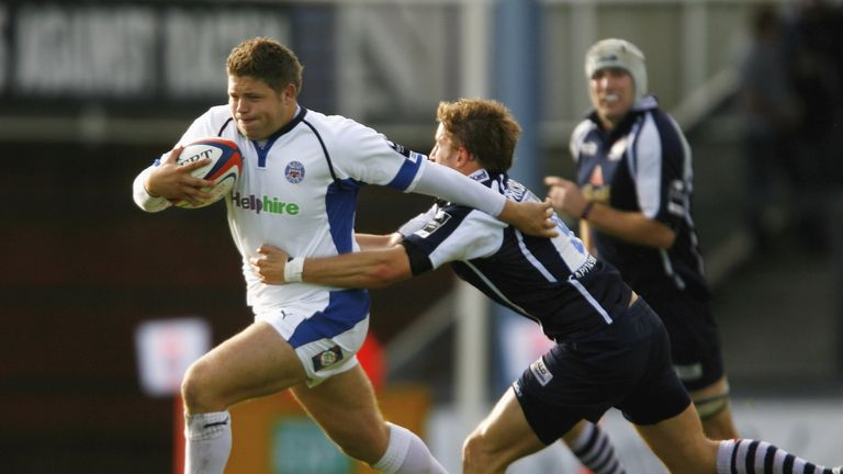 Brooker spent four years at Bath between 2006 and 2010