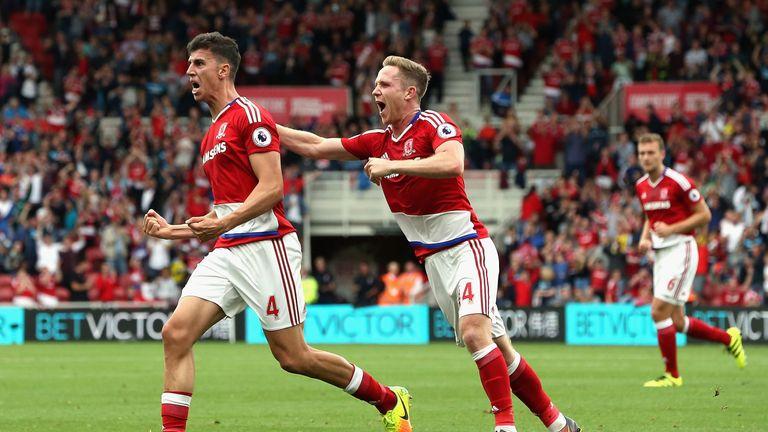 Crystal Palace 1 - Middlesbrough 0: Van Aanholt victor boosts Eagles' survival hopes