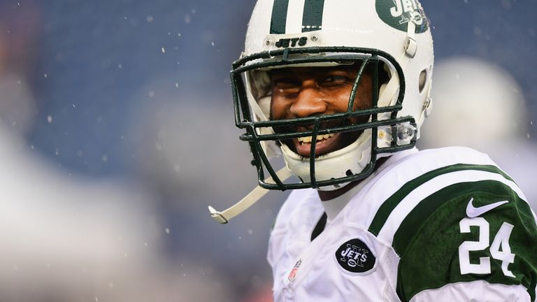 JETS' Darrelle Revis Charged Following Altercation