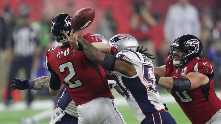 Dont'a Hightower made a huge play to set up a Patriots touchdown