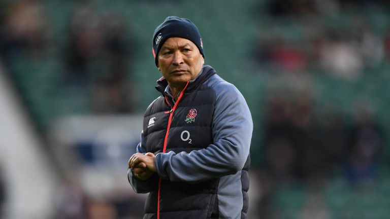Eddie Jones addresses psychological side of England's 'horrendous' record in Wales