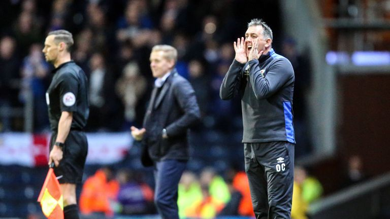Owen Coyle famously beat United while in charge of Burnley in 2009, can he repeat the feat with their Lancashire rivals?