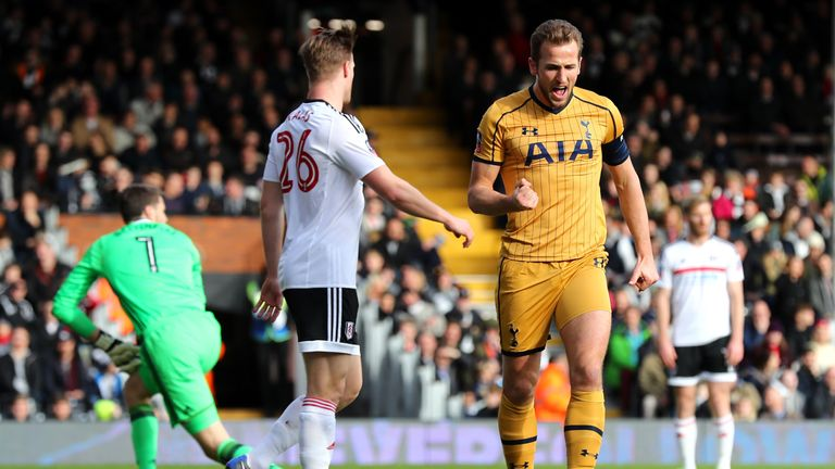Tottenham will host London rivals Millwall after beating Fulham